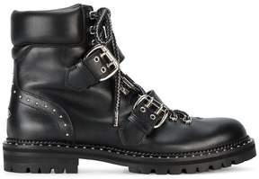 Jimmy Choo breeze biker boots