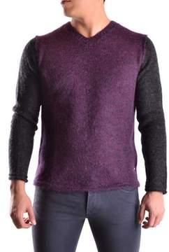 Reign Men's Purple Wool Sweater.