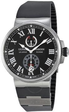 Ulysse Nardin Marine Chronometer Automatic Men's Watch 1183-122-3-42-V2