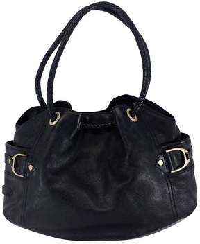 Cole Haan Black Leather Shoulder Bag
