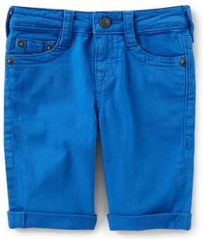 True Religion Little Boys 2T-7 Geno Single-End Shorts