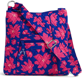 Vera Bradley Art Poppies Hipster Bag - ART - STYLE