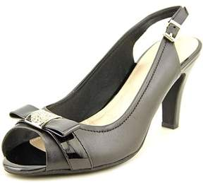 Giani Bernini Womens Carlynn Open Toe Formal Slingback Sandals.