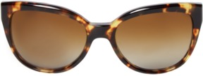 Oliver Peoples Women's Abrie 58 Cateye Acetate Polarized Frame