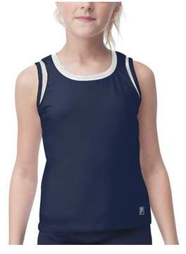 Fila Girls' Heritage Sleeveless Tank