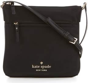 Kate Spade Watson Lane Collection Hester Cross-Body Bag - BLACK - STYLE