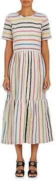 Ace&Jig Women's Marie Striped Cotton Midi-Dress