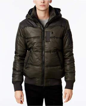 G Star Men's Hooded Puffer Whistler Jacket