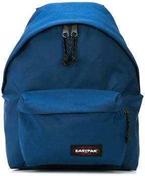 Eastpak logo patch backpack