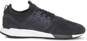 New Balance 247 classic leather trainers