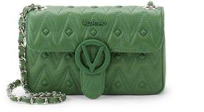 Mario Valentino Valentino by Women's Poison Studded Leather Shoulder Bag