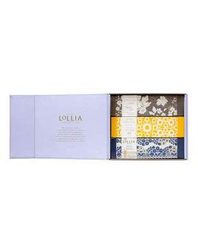 Lollia Travel Handcreme Set—In Love, At Last, Dream onlyatNM