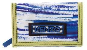 Kenzo Printed Flap Wallet