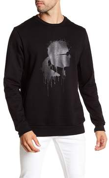 Karl Lagerfeld Graphic Print Pullover