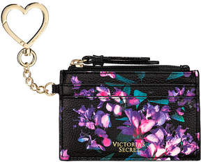 Victoria's Secret Victorias Secret Midnight Blooms Card Case