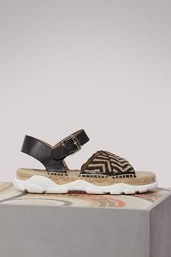 Stella McCartney Buckles sandals