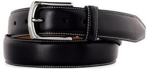 Johnston & Murphy Men's Calfskin Leather Belt