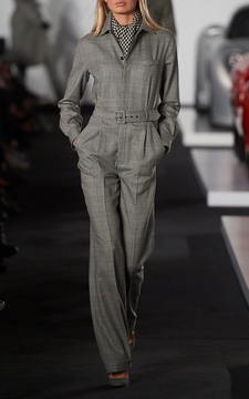 Ralph Lauren Adrien Utility Jumpsuit