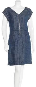 Steven Alan Linen Denim Dress