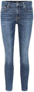 7 For All Mankind The Ankle Skinny skinny jeans