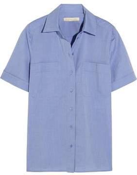 Vanessa Bruno Bangalore Cotton-Chambray Shirt