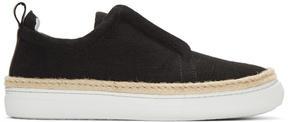 Pierre Hardy Black Sliderdrille Sneakers