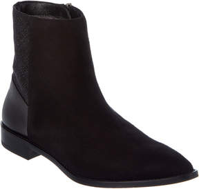 Aquatalia Greer Waterproof Leather & Suede Bootie