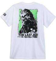 Disney Chewbacca T-Shirt for Men by Neff - Star Wars: The Last Jedi