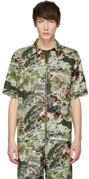 Diesel Khaki S-Lyna Shirt