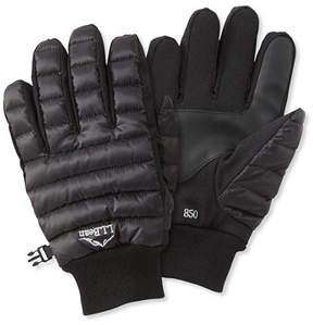 L.L. Bean Men's Ultralight 850 Down Gloves