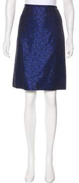 Tahari Knee-Length Brocade Skirt w/ Tags