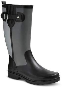 Western Chief Women's Block Tall Rain Boots - Gray