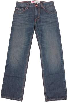 Levi's Husky Boys 8-20 505TM Regular-Fit Straight-Leg Jeans