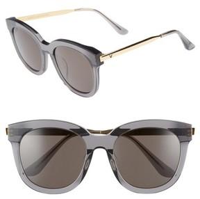 Gentle Monster Women's Cuba 503 55Mm Zeiss Lens Sunglasses - Grey/ Gold