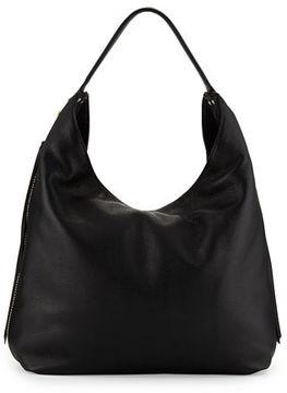 Rebecca Minkoff Bryn Leather Hobo Bag, Black
