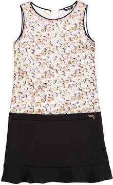 GUESS Sequin Drop-Waist Dress, Big Girls (7-16)