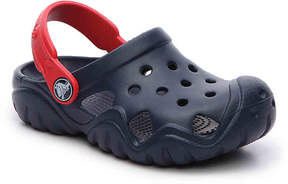 Crocs Boys Swiftwater Toddler & Youth Clog