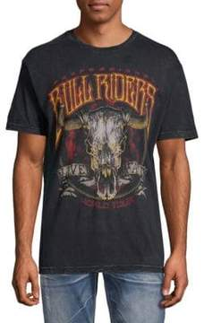 Affliction Professional Bull Riders Cotton Tee