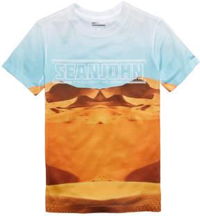 Sean John Sahara Reflection Graphic-Print T-Shirt, Big Boys