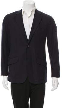 Hackett London Cashmere Two-Button Blazer