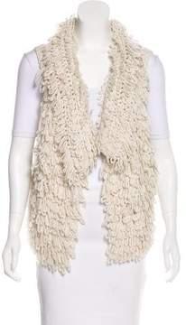 Ella Moss Textured Knit Vest