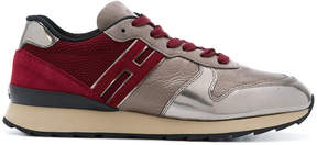Hogan panelled Running R261 sneakers