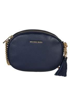 Michael Kors Ginny Medium Messenger Shoulder Bag - ADMIRAL - STYLE