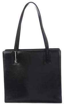 Montblanc Leather Vertical Tote