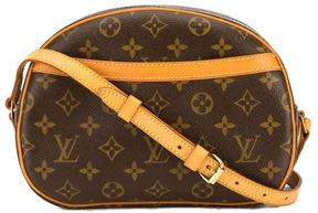 Louis Vuitton Monogram Canvas Blois Bag - BROWN - STYLE