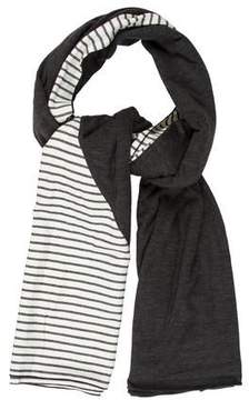 Donni Charm Striped Knit Scarf w/ Tags
