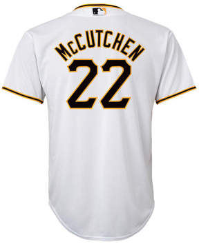 Majestic Andrew McCutchen Pittsburgh Pirates Replica Jersey, Big Boys (8-20)