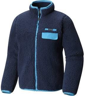 Columbia Mountain Side Heavyweight Full-Zip Fleece Jacket