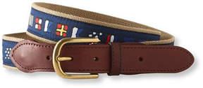 L.L. Bean Belted Cow Belt