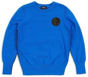 Diesel Boys' Crewneck Sweater - Big Kid